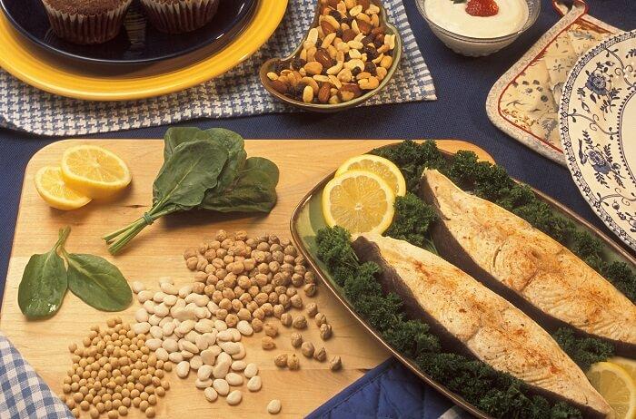 magnezyum içeren gıdalar