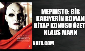 Mephisto Bir Kariyerin Romanı