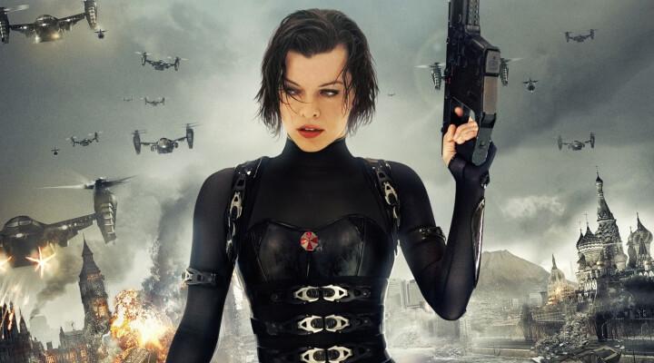 Ölümcül Deney (Resident Evil - 2002 - 2017)