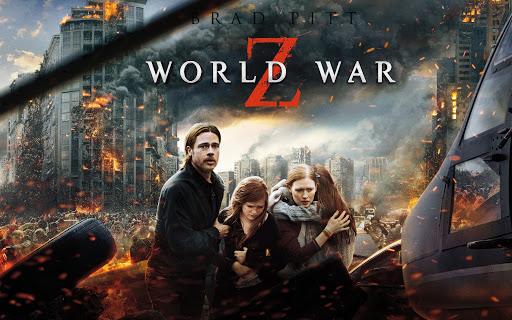 Dünya Savaşı Z - 2013