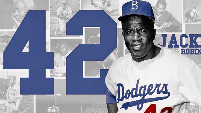 Jackie Robinson Kimdir? Efsanevi 42 Numaralı Formanın Sahibi Beyzbolcu