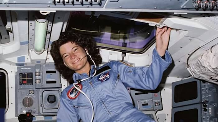 Sally Ride Kimdir? Uzaya Çıkan İlk Kadın Amerikalı Astronot