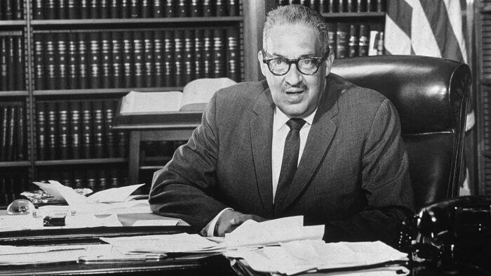 Thurgood Marshall Kimdir? ABD Yüksek Mahkemesi'nin İlk Siyah Üyesi