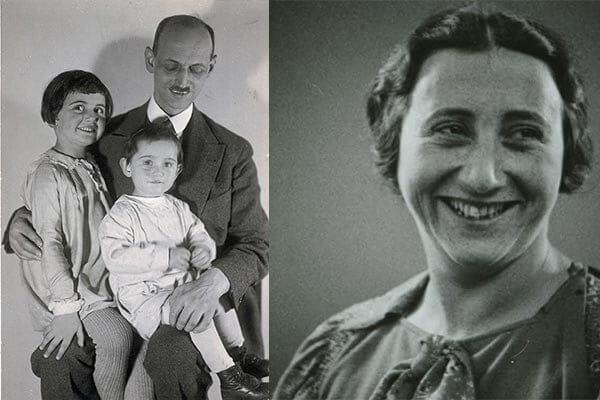 Anne Frank ve Ailesi