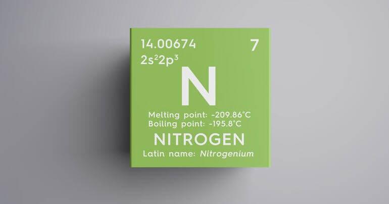 azot izotopu