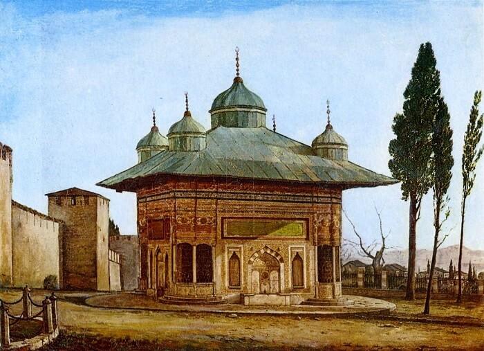 Hüseyin Zekai Paşa Eserlerinden Örnekler