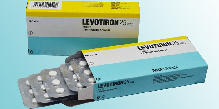 Levotiroksin