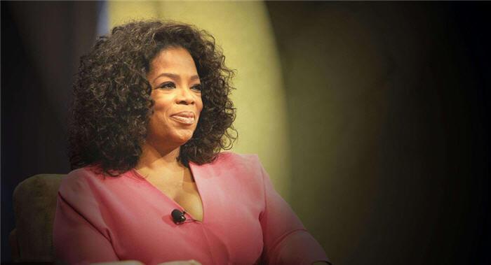 Oprah Winfrey Kimdir? Amerikalı Dünyaca Ünlü Talk Show Sunucusu