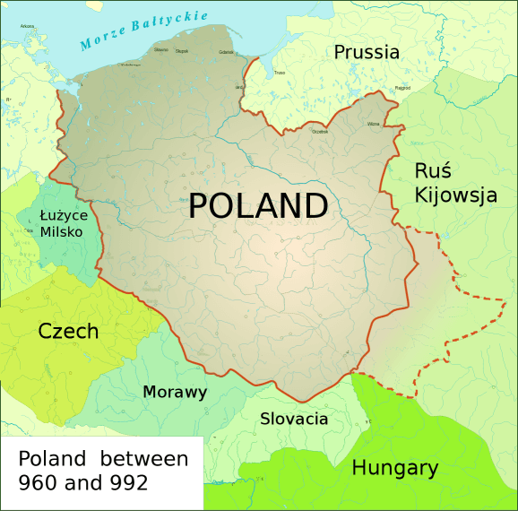 Polonya Haritası