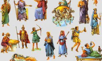 Roma Tanrıları