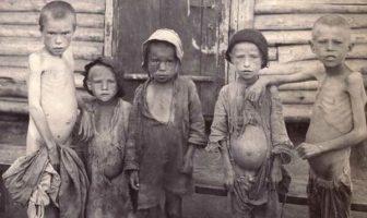 1921 Rus Kıtlığı