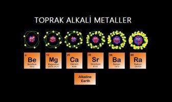 Toprak Alkali Metaller
