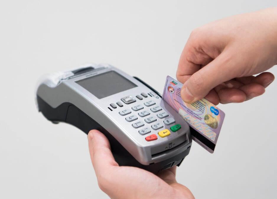Kredi Kartı Pos Makinesi