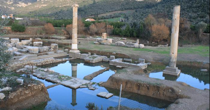 Klaros Antik Kenti