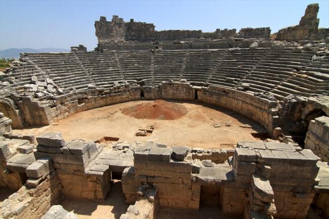 Ksanthos Antik Kenti