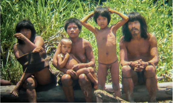 Dokunulmaz Kabileler: Mashco-Piro