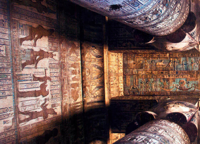 Hathor Tapınağı
