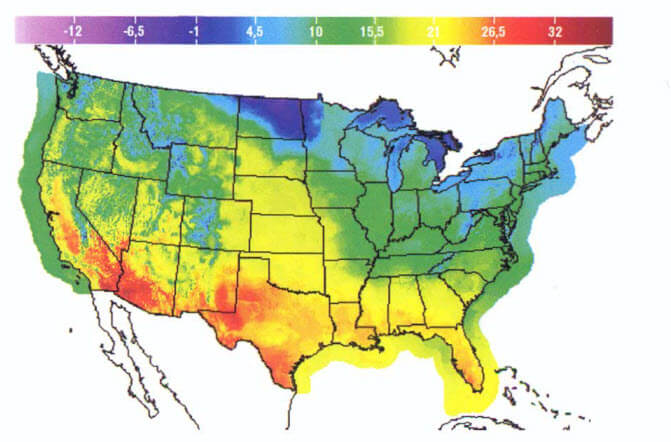 hava durumu haritasi