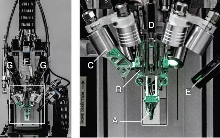 neuralink robot