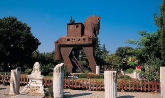 Troya Tarihi Milli Parkı