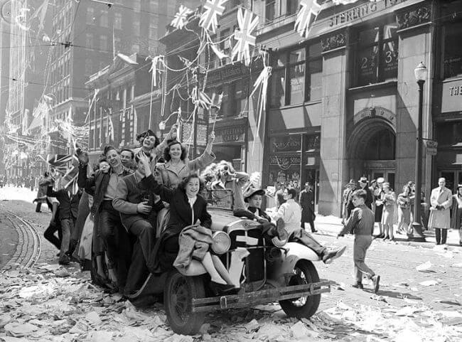 VE Day