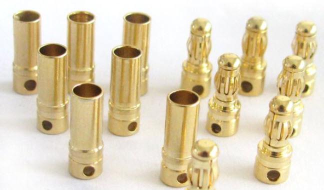 altın konnektör