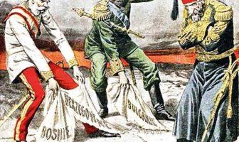 Abdülhamid, 33 yıllık saltanat döneminde Osmanlı; Tunus, Mısır, Kıbrıs, Sırbıstan, Karadağ ve Romanya olmak üzere 1 milyon 592 bin 806 kilometre kare toprak kaybetti.