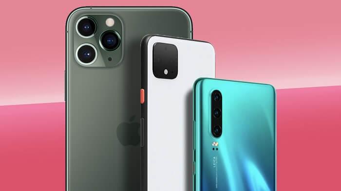 kameralı telefon
