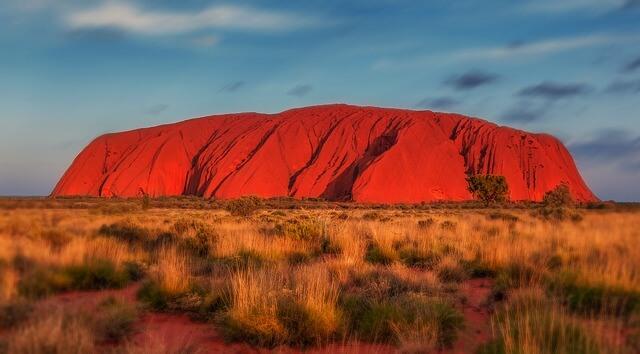 Ayers Kayalıkları (Uluru)
