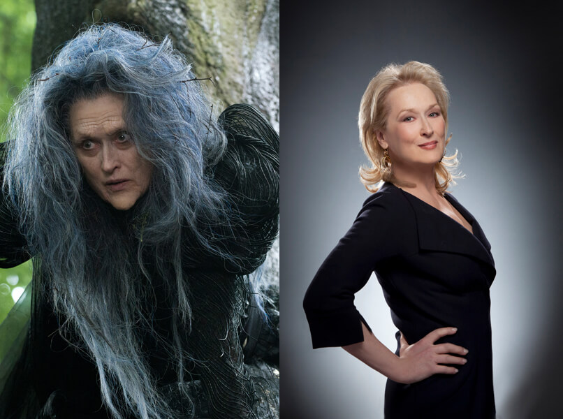 Meryl Streep - Cadı