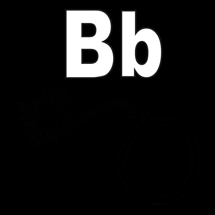 Alfabe Boyama Sayfaları