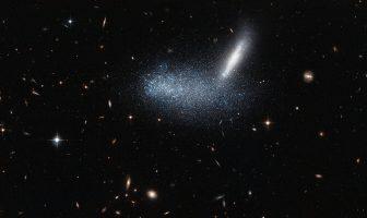 Düzensiz galaksiler