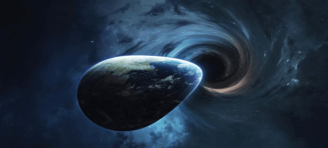 kara delik dünya
