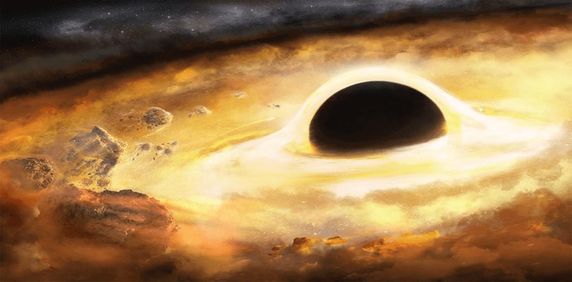 kara delik güneş