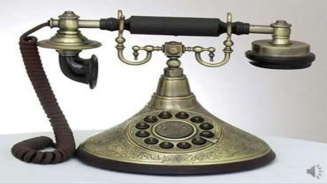 telefon tarihi