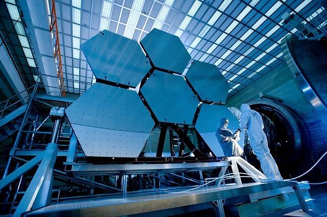 James Webb Uzay Teleskobu Yansıtıcı Aynaları