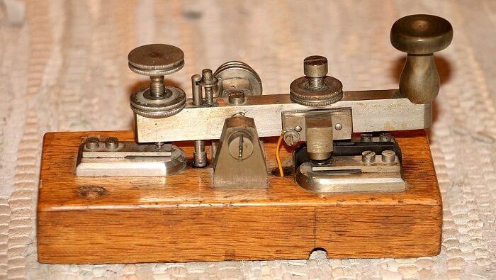 telgraf Morse