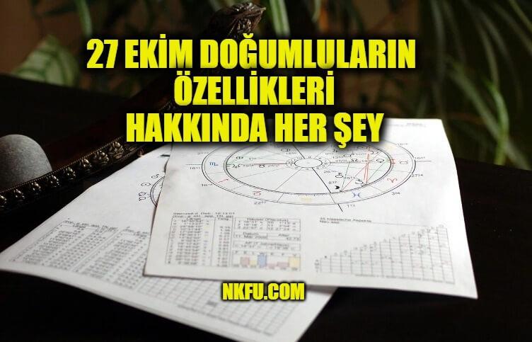 27 ekim
