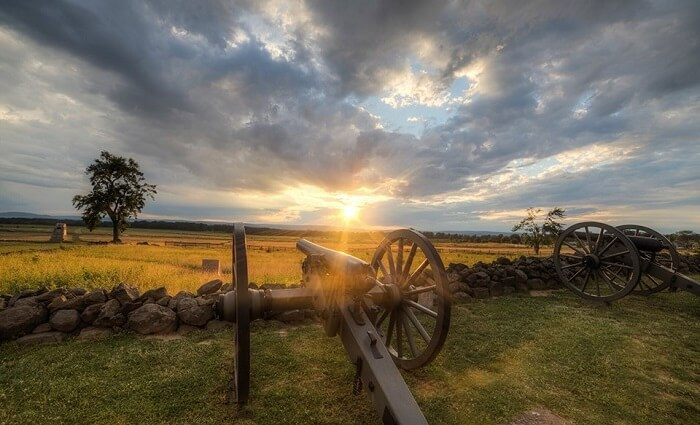Gettysburg Savaş Alanı