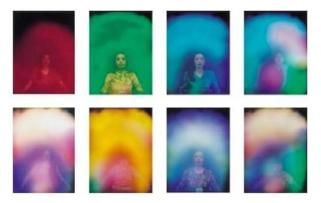 aura renkleri