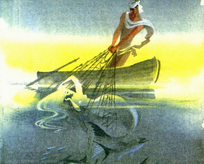 Balıkçı ve Ruhu