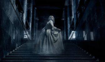 hayalet kız