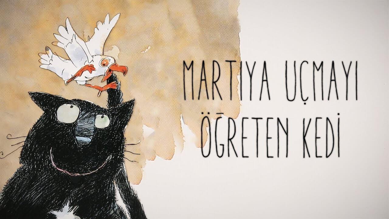 Martıya Uçmayı Öğreten Kedi