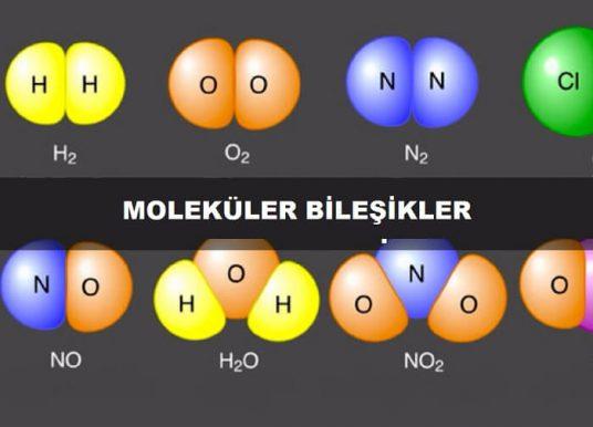 Moleküler Bileşiklerin Adlandırılması Nasıl Yapılır? Örneklerle Anlatım