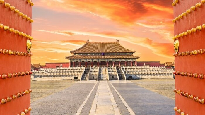 Yasak Şehir Çin
