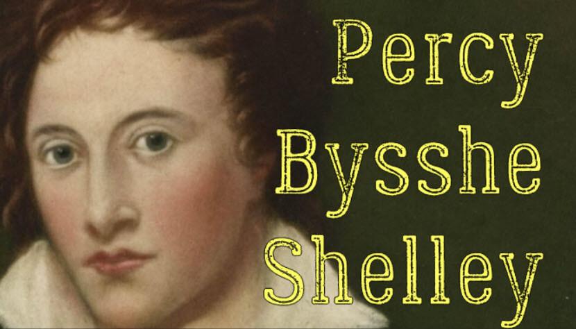 Percy Bysshe Shelley Kimdir? İngiliz Şairin Hayatı, Eserleri ve Edebi Kişiliği