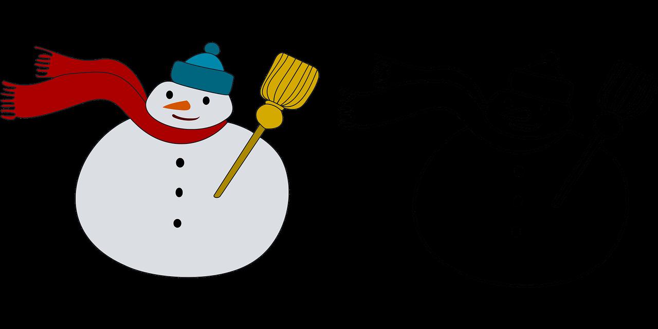 Kardan Adam Boyama Sayfaları