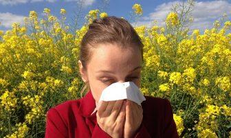 mevsimsel alerji