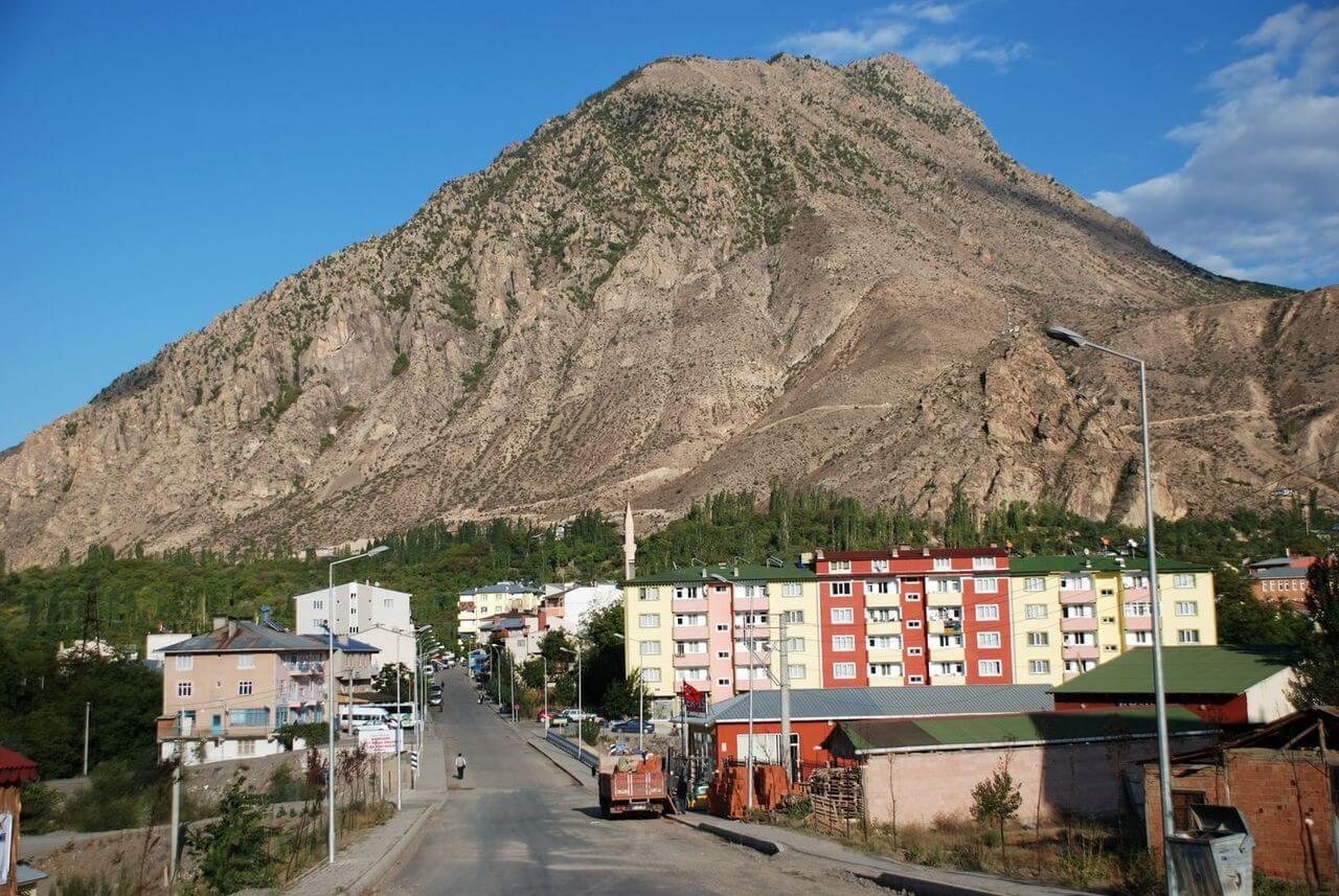 Erzurum Uzundere İlçesi